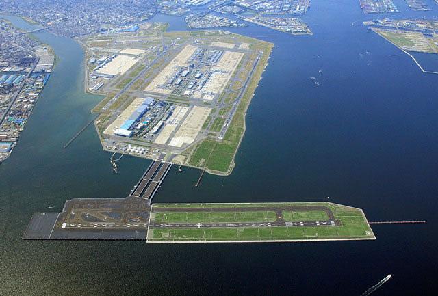 羽田 空港 滑走 路