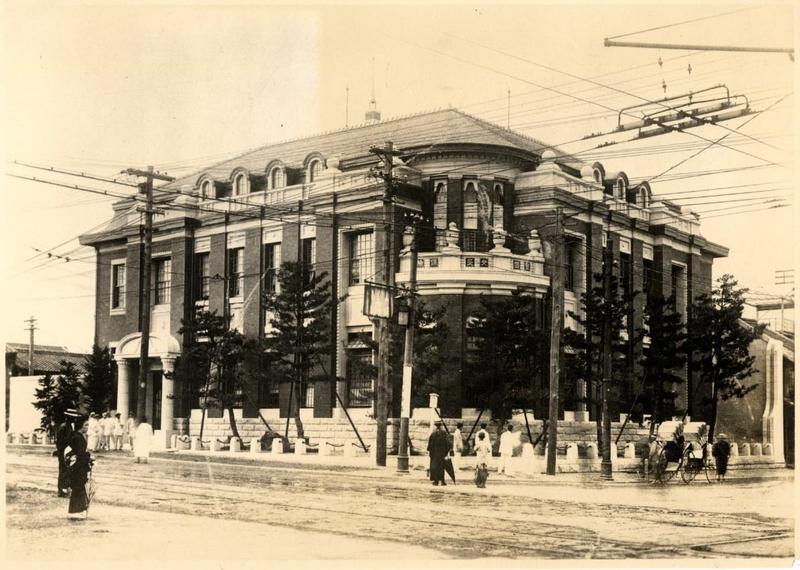 1915年(大正4年) | 沿革 | 会社情報|大林組