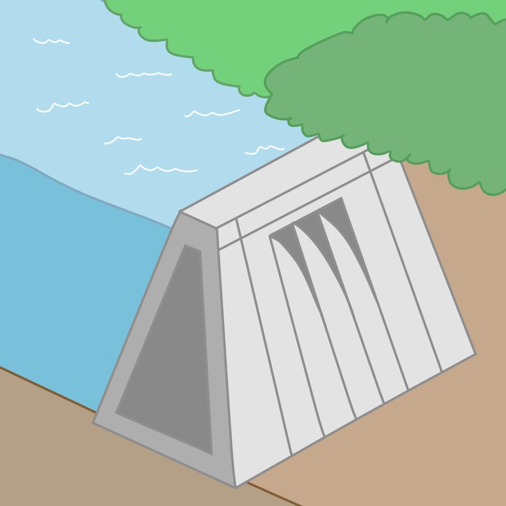 ダムの世界|ダムの基礎知識|ダムを知ろう OBAYASHI DAM WORLD