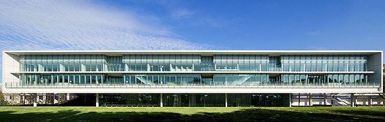 Obayashi Technical Research Institute was honored as an outstanding sustainable building