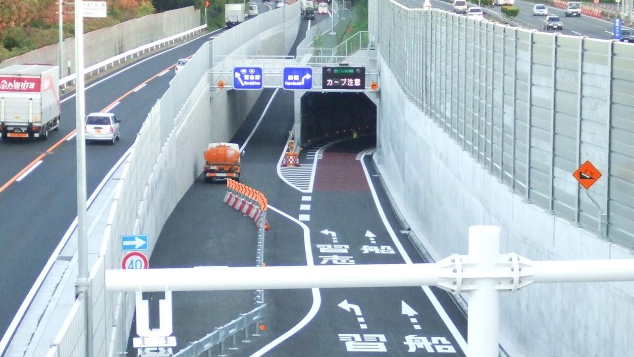 東関東自動車道 谷津船橋インタ...